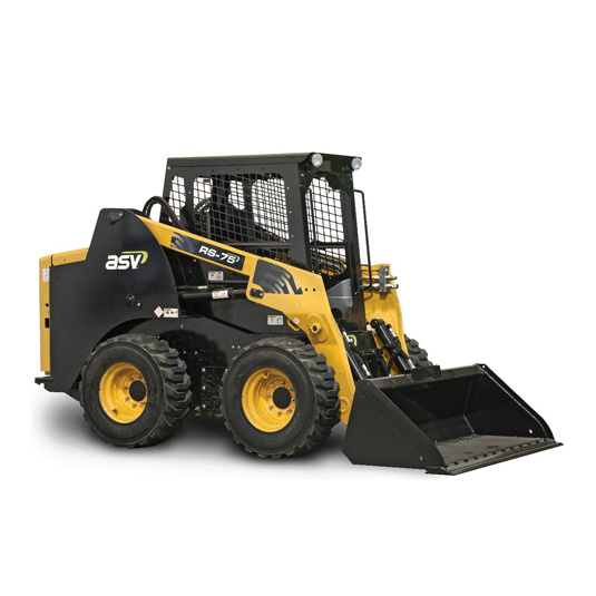 Wheeled Skid Steer Loaders