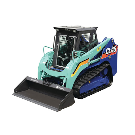 Skid Steer Track Loaders