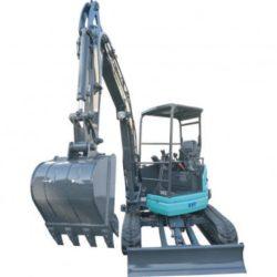 25V-4 Mini Excavator