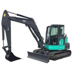 55V-4 Mini Excavator