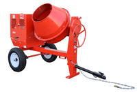 Multiquip Steel-Drum Concrete Mixers