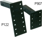 HITCH PINTLE MOUNT PLATE