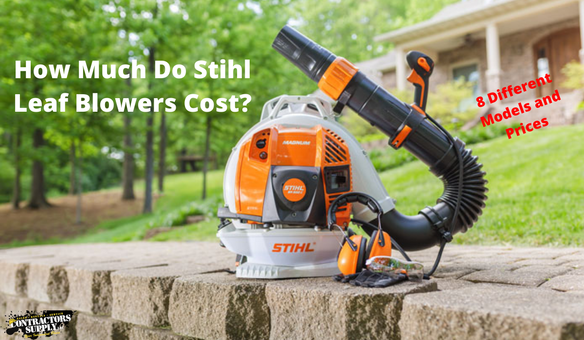 Stihl Leaf Blower Backpack